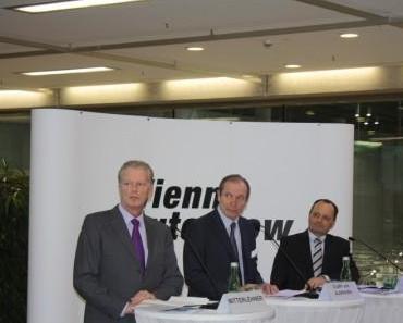 Statistiken, Zahlen und Pressegespräch von der Vienna Autoshow