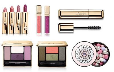 Guerlain Spring 2013 - Swatches
