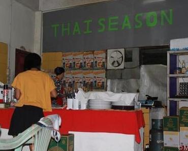 Essen in Thailand – Entdeckung des Pomelo-Salat
