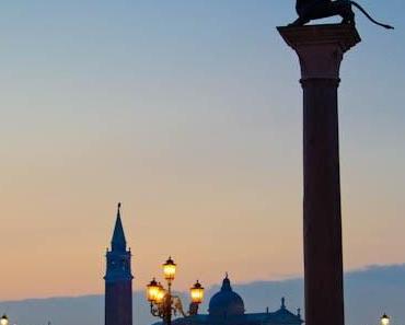 Bella Italia – Venezia – San Marco, Morgenstimmung