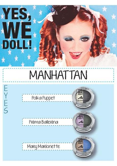 [Beauty] Manhattan Yes, We doll! LE