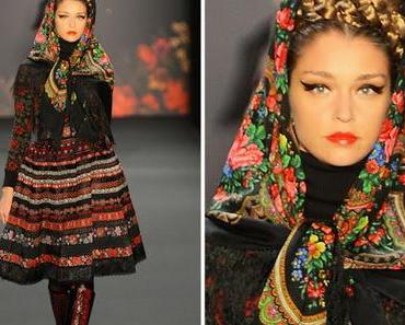 Fashion Week Berlin / Tag 1:Lena Hoschek Show AW 13/14