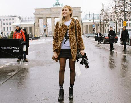 Fashion Week Berlin / Tag 1:Streetsyles und Tagesoutfit