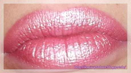Lippen Make up mit Max Factor