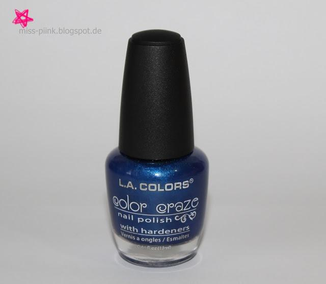 L.A. Colors ~ Wired