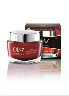 Regenerist 3 Zone Treatment Cream  OLaz
