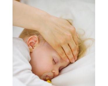 Was tun wenn das Baby krank ist?