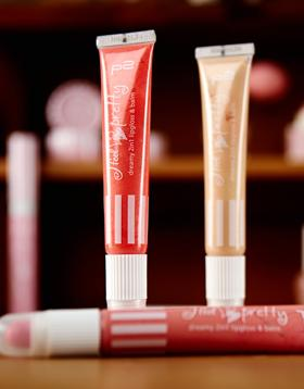 dreamy 2in1 lipgloss & balm