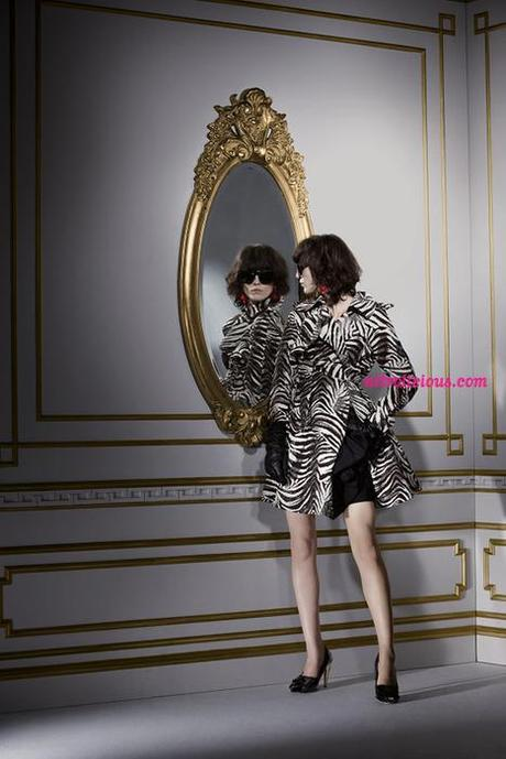 H&M; x Lanvin Lookbook Women