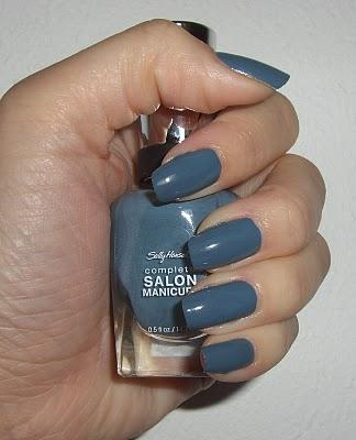 Sally Hansen Gray by Gray