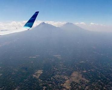 Vulkan Merapi: Lufthansa streicht Flüge nach Jakarta