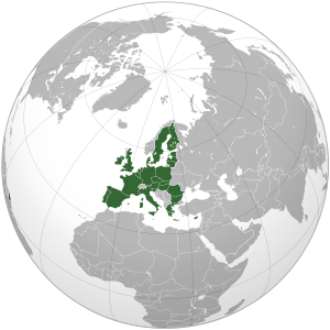 European Union: adapted from original orthogra...