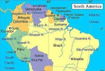 Deutschlands Lateinamerika-Politik