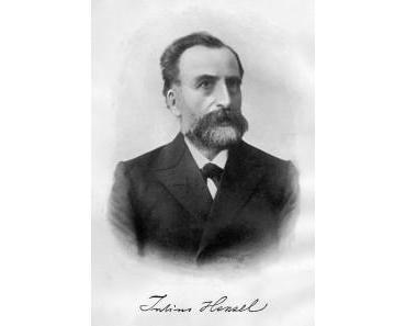 Julius Hensel über die hohle Erde