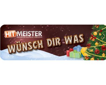 Hitmeister - Wünsch dir was Gewinnspiel