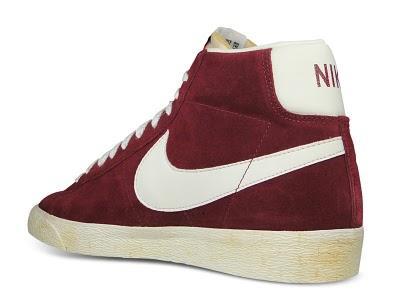 best service 99afb d1173 Nike Blazer Damen Weinrot Nike Blazer Dunkelrot Damen ...