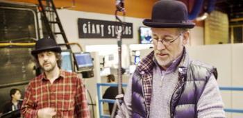 Erste Fotos zu 'Tim & Struppi' von Spielberg und Jackson