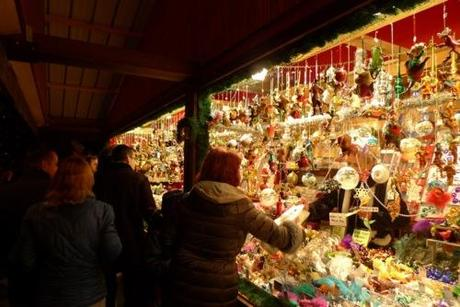 Am Christkindlmarkt