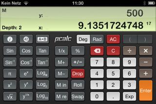 Taschenrechner PCalc 42
