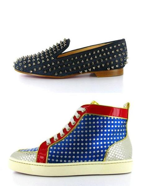 Christian Louboutin Spring-Summer 2010 Men Shoes
