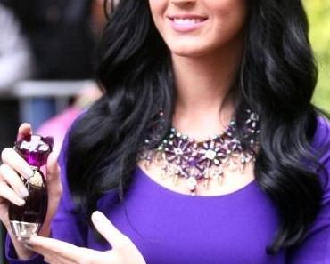 Purr: Katy Perry präsentiert ihr erstes Parfüm!