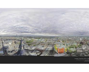 Das 80 Gigapixel 360° London Panorama