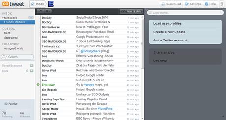 CoTweet in 4 Twitter Tools für dein Business Account