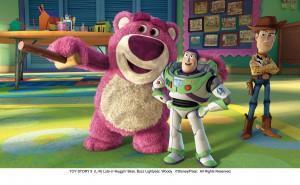 """""""Toy Story 3″ DVD Start"""