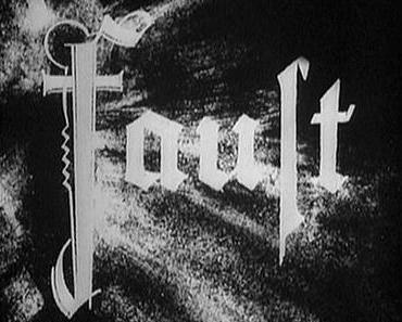 Murnaus Faust – zum Zweiten