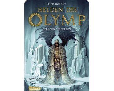 [Rezension] Helden des Olymp – Der Sohn des Neptun von Rick Riordan (Heroes of Olympus #2)