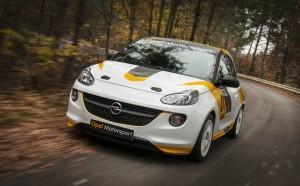 Großer Ansturm auf Opel-Rallye-Cup