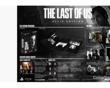 Naughty Dog kündigt vier Sondereditionen für The Last of Us an