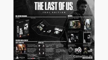 Naughty Dog kündigt vier Sondereditionen für The Last of Us an