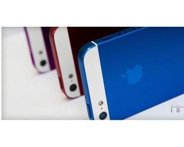 iPhone 5S in Farbe und bunt im iPad mini Design?
