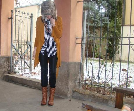 OOTD / New Tamaris Boots