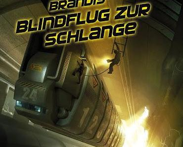 """Mark Brandis: News zur Folge 24 """"Blindflug zur Schlange"""""""