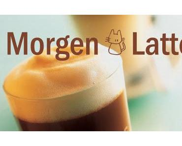 Morgen Latte & Kalenderblatt