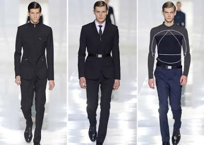 Men's Fashion Week Paris (Video)