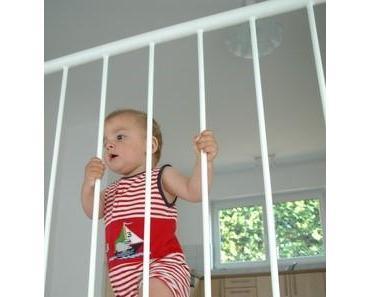 Achtung Falle! So wird das zu Hause kindersicher!