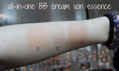 Essence Bloggerevent München
