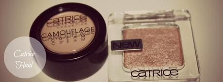 Einkauf + Review: Catrice Camouflage Cream & Fancy a Coppa Tea