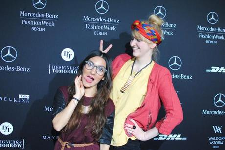 FASHION WEEK...die Blogger Mädels