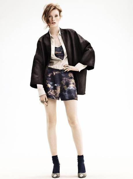 LOOKBOOK...H&M; Trend Sommer 2013