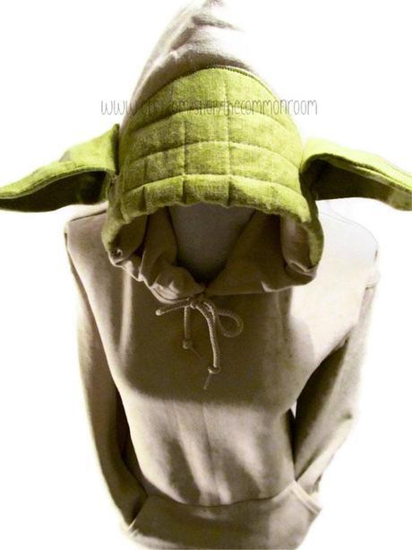 TheCommonRooms Yoda Kapuzenpulli _5
