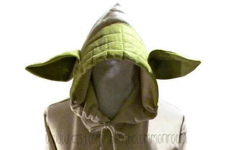 TheCommonRooms Yoda Kapuzenpulli _1