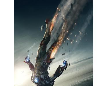Iron Man 3: Teaser für Super Bowl Spot und neues Filmplakat