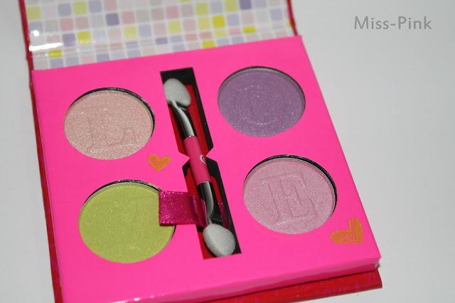 essence hugs&kisses; palette - love at first sight