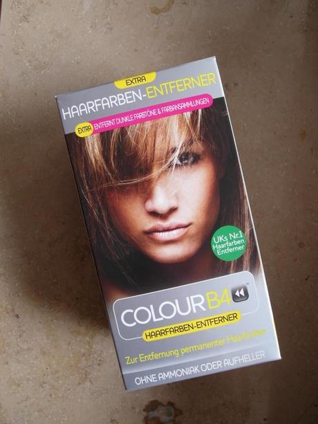 Kupfer haarfarbe auf rot