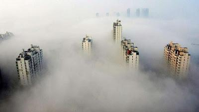 2013 Eastern China smog
