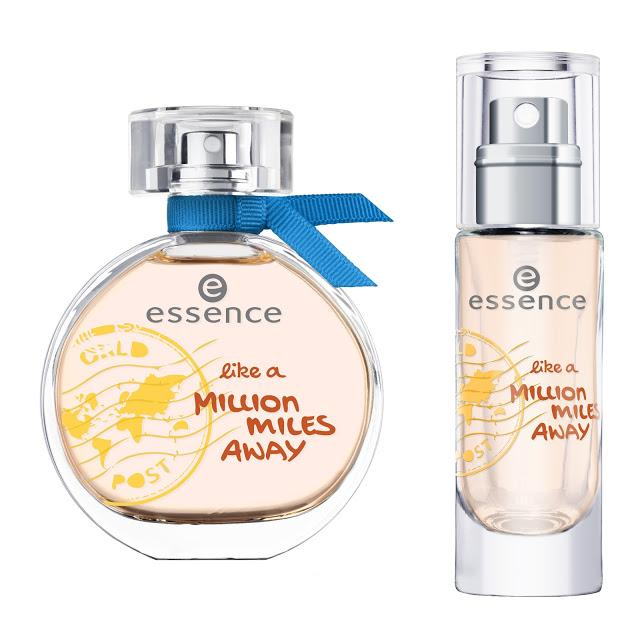 essence loves fragrance! Ab Frühjahr im Duftregal: 3 new fragrances!